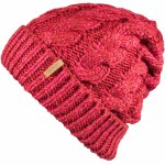 Redwood Beanie Womens-Red-OS