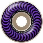 Spitfire Formula Four 99D Classic Skateboard Wheels-Purple-58