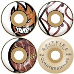 Spitfire Formula Four Quarter Snacks Quater Wheels 99D-Assorted-52