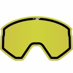 Spy Ace Goggle Lens-HD Plus LL Yellow w/Green Spectra Mirror