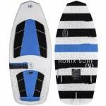Ronix Koal Surface Powertail+ Wakesurfer-Textured White/Blue-4'5