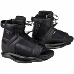 Ronix Divide Wakeboard Boot-Black-5/8.5