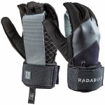 Radar Vice Inside Out Water Ski Glove-Black-S