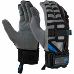 Radar Voyage Water Ski Glove-Black/Silver/Blue-L