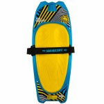 Radar Magic Carpet Kneeboard-Blue/Yellow