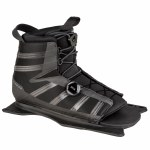 Radar Vector Boa Boot Front Feather Frame-Carbon Black-S