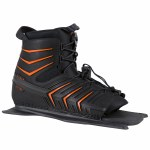 Radar Vector Boot Front Feather Frame-Black/Orange-S