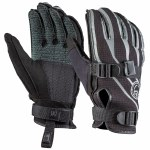 Radar Ergo-K Inside-Out Glove-Black/Gun Metal-S