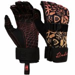 Radar Lyric Inside-Out Glove-Coral Fade-XS