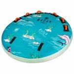Radar Orion 2 Marshmallow Top 2 Person Tube Tube-Islands/Seafoam/Coral-2p