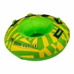 Radar Vortex 1 Person Tube Tube-Yellow/Green-1p