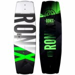 Ronix Vault Wakeboard-White/Black/Green-134