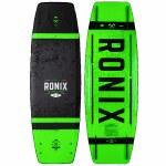 Ronix District Wakeboard-Black/Green-129