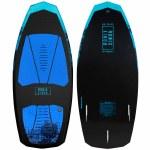 Ronix Koal Surface Powertail+ Wake surfer-Textured Black/Blue-4'5