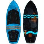Ronix Marsh 'Mellow' Thrasher Wake surfer-Tropical Blue-4'8