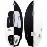 Ronix Volcom M50 Wake surfer-White/Black-4'7