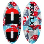 Ronix Super Sonic Space Odyssey Skimmer Wake surfer-White/Red/Blue-3'11