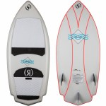 Ronix Naked Technology-Potbelly Rocket-Natural Orange-4'8
