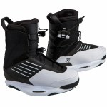 Ronix Parks Wakeboard Boot-White/Black-11