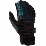 Radar Vapor Boa K Inside Out Water Ski Glove-Mint/Caffeinated-S