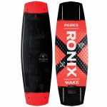 Ronix Parks Modello Edition Wakeboard-Black/Caffeinated/Tiger-139