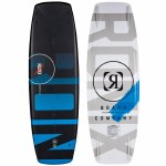 Ronix District Wakeboard-Blue Flake/Black/White-134