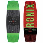 Ronix Vault Wakeboard-Green/Red/Black-128