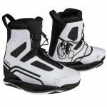 Ronix One Wakeboard Boot-Metallic White-10