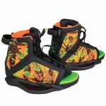Ronix Boys Vision Wakeboard Boot-Pirates/Black-2-6