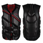 Ronix Darkside Capella 2.0 CGA Life Vest-Black/Red-M