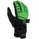 Radar Ergo K Inside Out Water Ski Glove-Green/Yellow-M