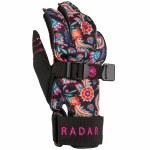 Radar Lyric Inside Out Water Ski Glove-Floral-XS