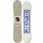 Step Child Pony Hybrid Camber Snowboard Womens-147