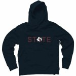 State Magenta Sweatshirt-Navy-M