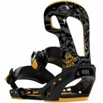 Switchback Mens Halldor Pro Snowboard Binding-Assorted-XS/M