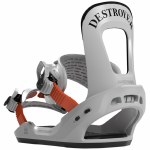 Switchback Mens Destroyer Snowboard Binding-Assorted-L