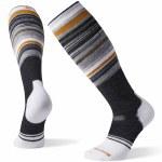Smartwool  PhD Snow Medium Sock-Charcoal-L