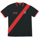 Thrasher Futbol Jersey-Black/Red-L