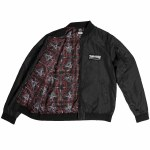 Thrasher Bomber Jacket-Black-XL