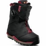32 Jones MTB Snowboard Boot-Black/Tan/Red-10.0