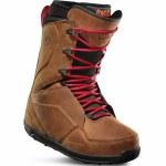32 Lashed Premium Snowboard Boot-Brown-8.0