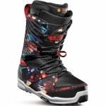 32 Mens 3XD Snowboard Boot-Black/Print-8.5