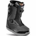 32 Mens TM 2 Double Boa Stevens Snowboard Boot-Grey/Black-8.5