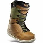 32 Mens Lashed Premium Snowboard Boot-Brown-10.0