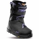 32 Womens TM 2 Jones Snowboard Boot-Black/Purple-7.0