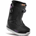 32 Womens TM 2 Double Boa Snowboard Boot-Black-6.0