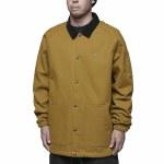 32 Vaux Flannel Jacket-Tobacco-L