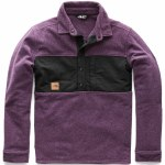 The North Face Daveport Pullover-Purple/Black-M