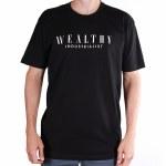 TOA Penny Packer Short Sleeve T Shirt-Black/White-L