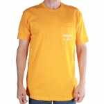 TOA Moluch Short Sleeve T Shirt-Gold-L